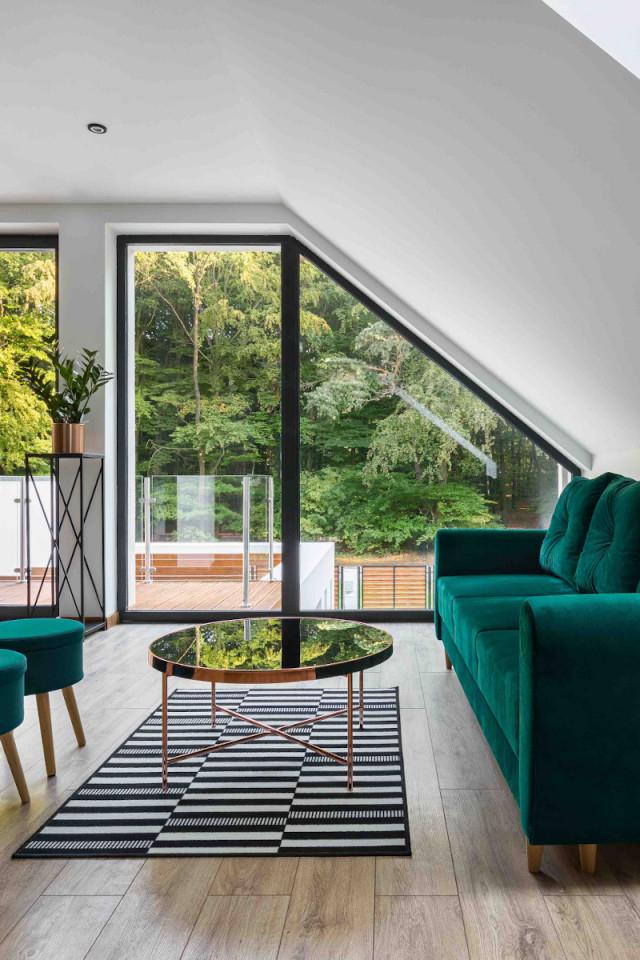 Dachwohnung  Dachgeschoss Einrichten  15 Tipps von Dachgeschoss Wohnzimmer Einrichten Photo