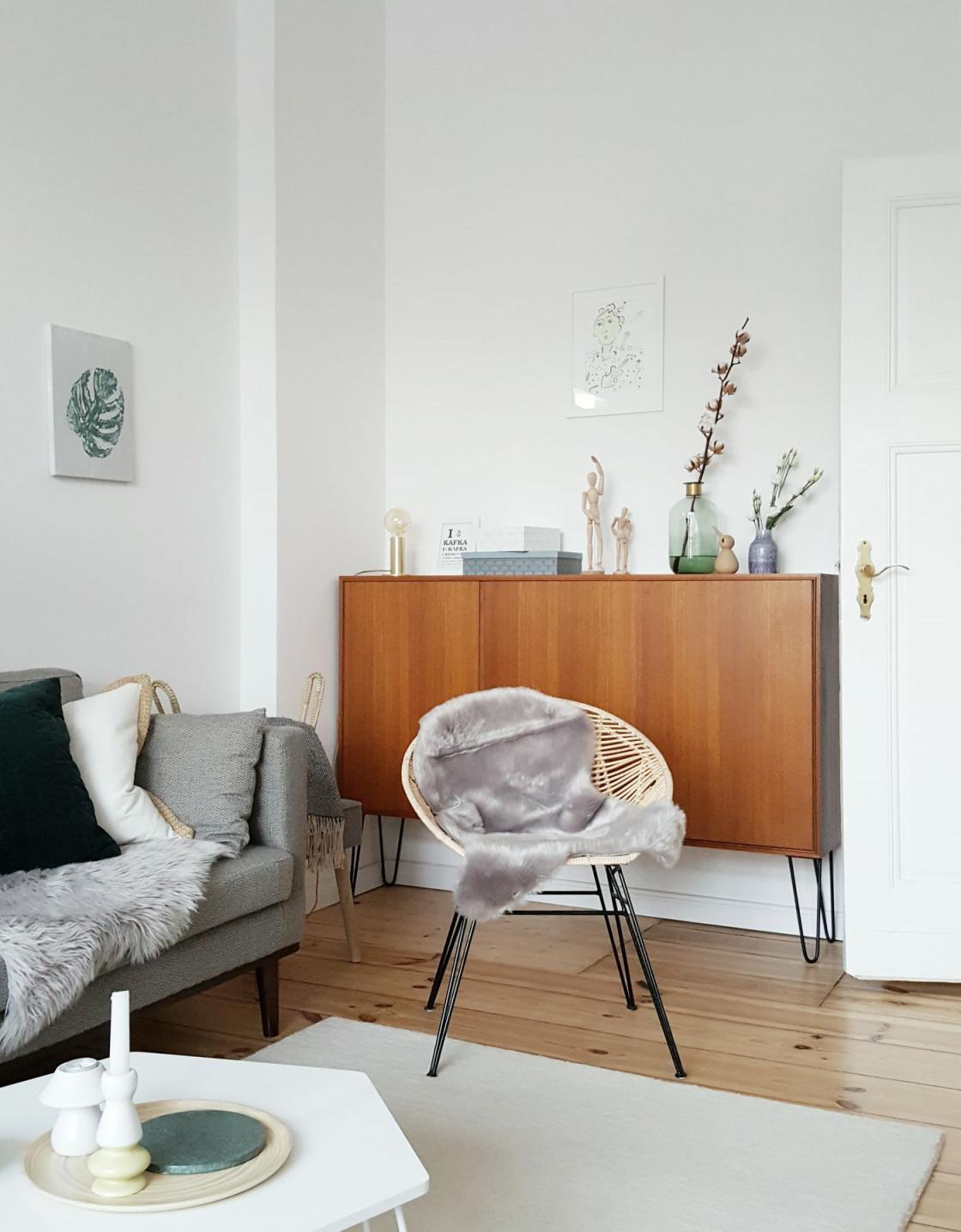 Das Retro Wohnzimmer von Retro Wohnzimmer Ideen Photo