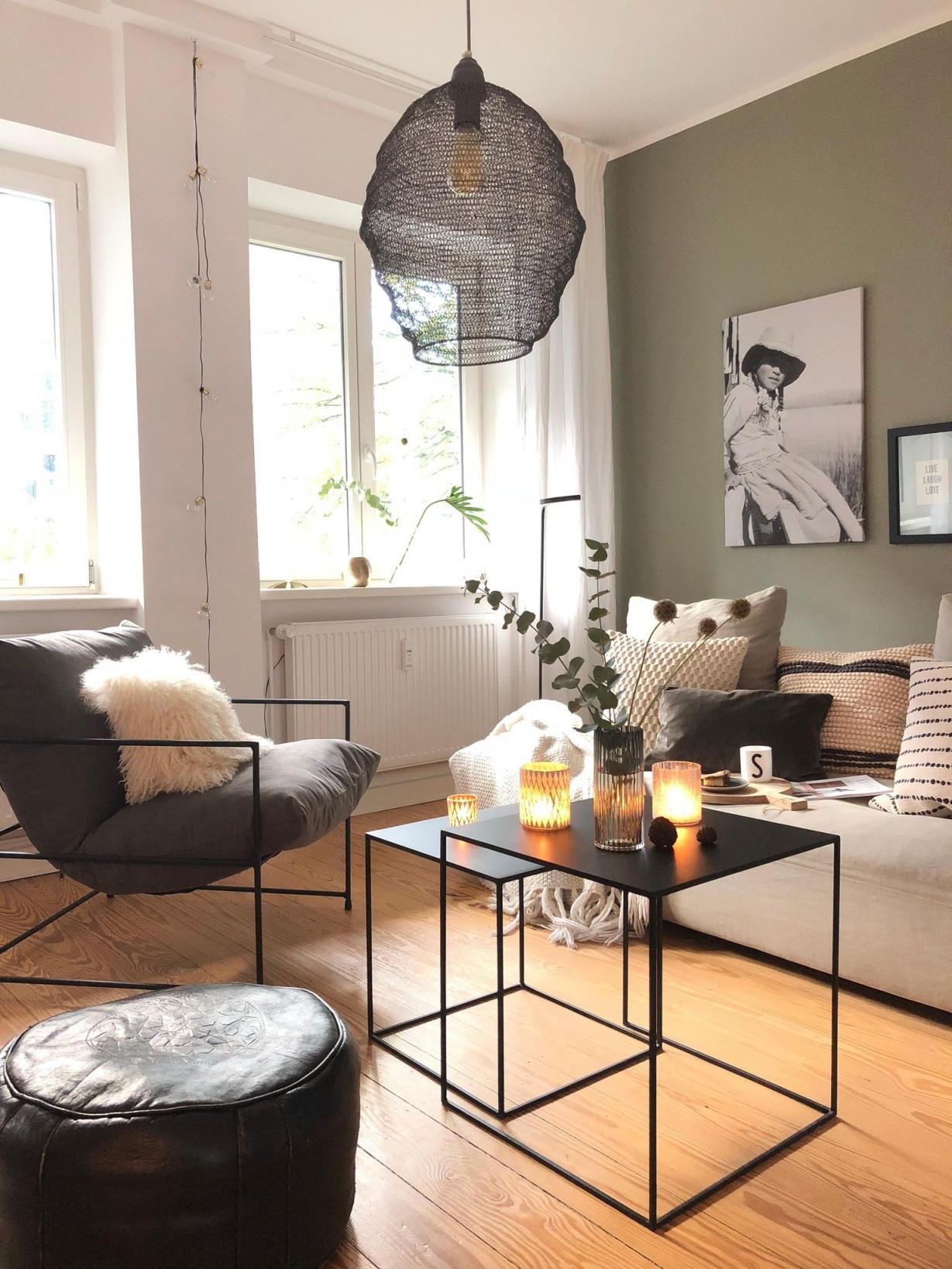 Das Super Stylishe Wohnzimmer Von Happyhomesu Wird Perfekt von Stylische Bilder Wohnzimmer Photo