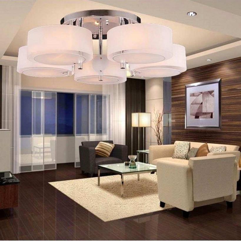 Deckenlampe Wohnzimmer Modern Luxus New Lampen Wohnzimmer von Deckenlampe Für Großes Wohnzimmer Bild