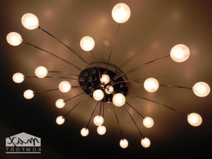 Deckenlampe Wohnzimmer Modern von Moderne Led Deckenlampe Wohnzimmer Photo