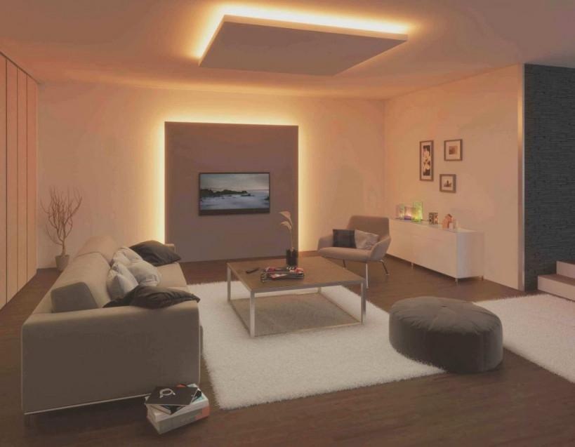 Deckenleuchte Wohnzimmer Led Dimmbar Schön Designer von Große Deckenleuchte Wohnzimmer Bild