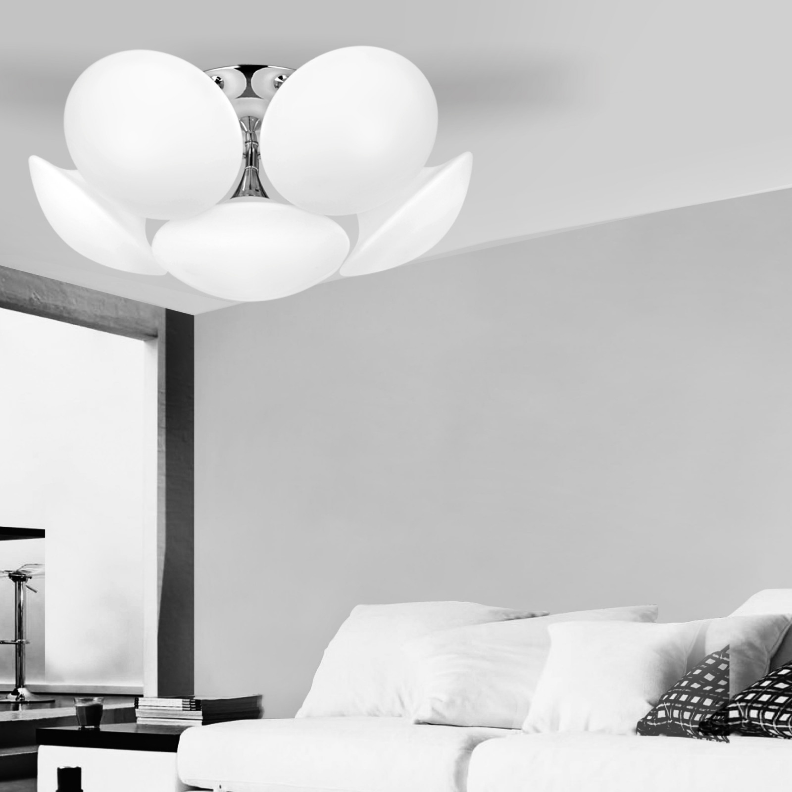 Deckenleuchte Wohnzimmer Tipps von Deckenleuchte Großes Wohnzimmer Photo