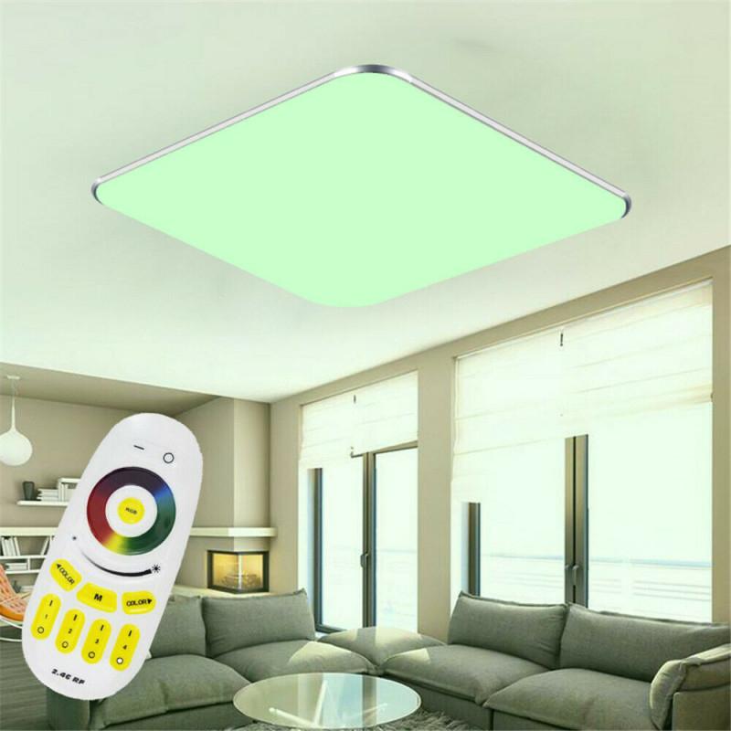 Deckenleuchten Büro  Schreibwaren 24W48W Led Deckenleuchte von Wohnzimmer Lampe Led Farbwechsel Bild