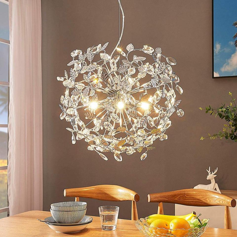 Deckenleuchten Wohnzimmer Led  Küchen Deckenlampe  Led von Wohnzimmer Lampe Led Farbwechsel Bild