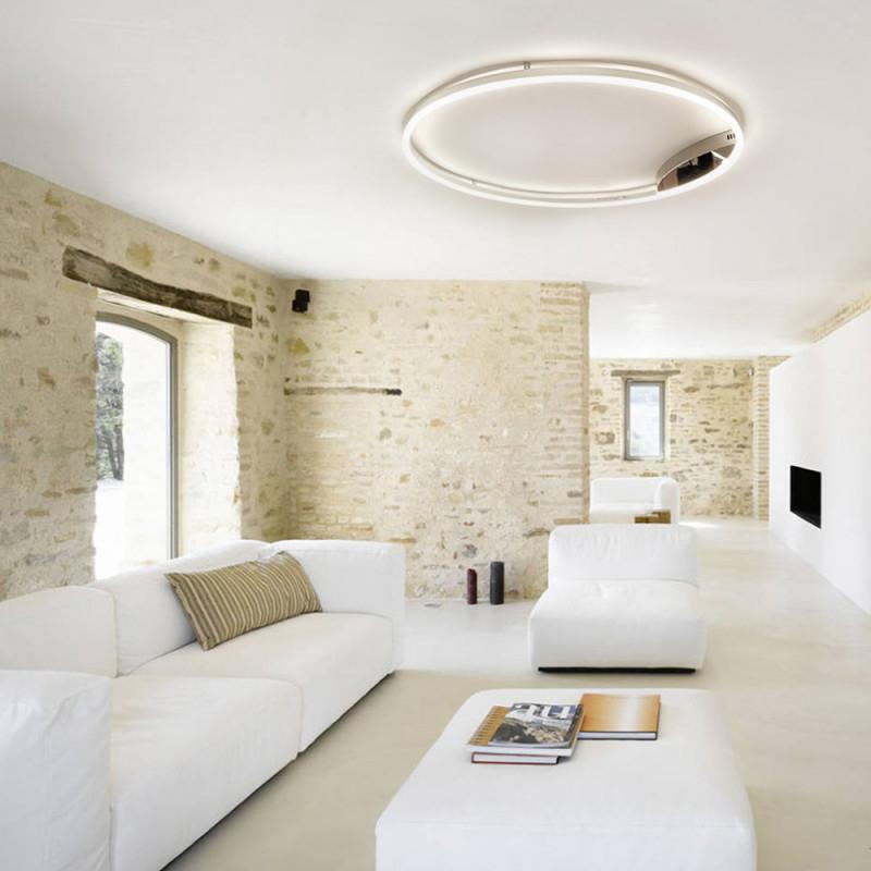 Deckenleuchten Wohnzimmer von Deckenleuchte Wohnzimmer Led Dimmbar Bild