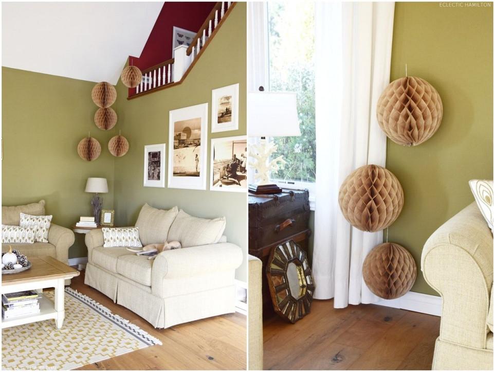 Deko Für Ecke Im Wohnzimmer  Cool Curtains Living Room von Wohnzimmer Ecke Deko Bild