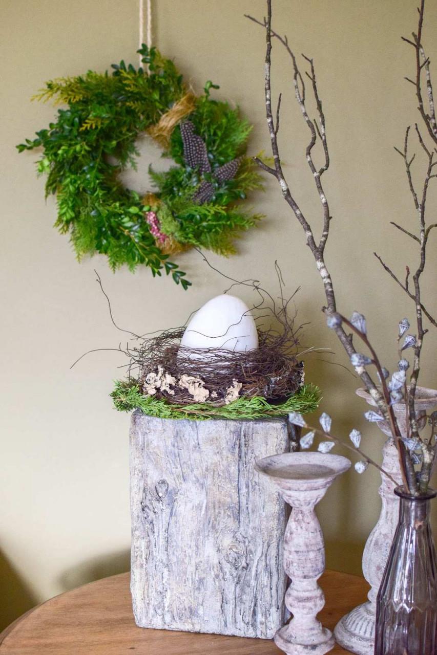 Deko Ideen Frühling Das Beste Von Haus Deko Selber Basteln von Frühling Deko Wohnzimmer Photo