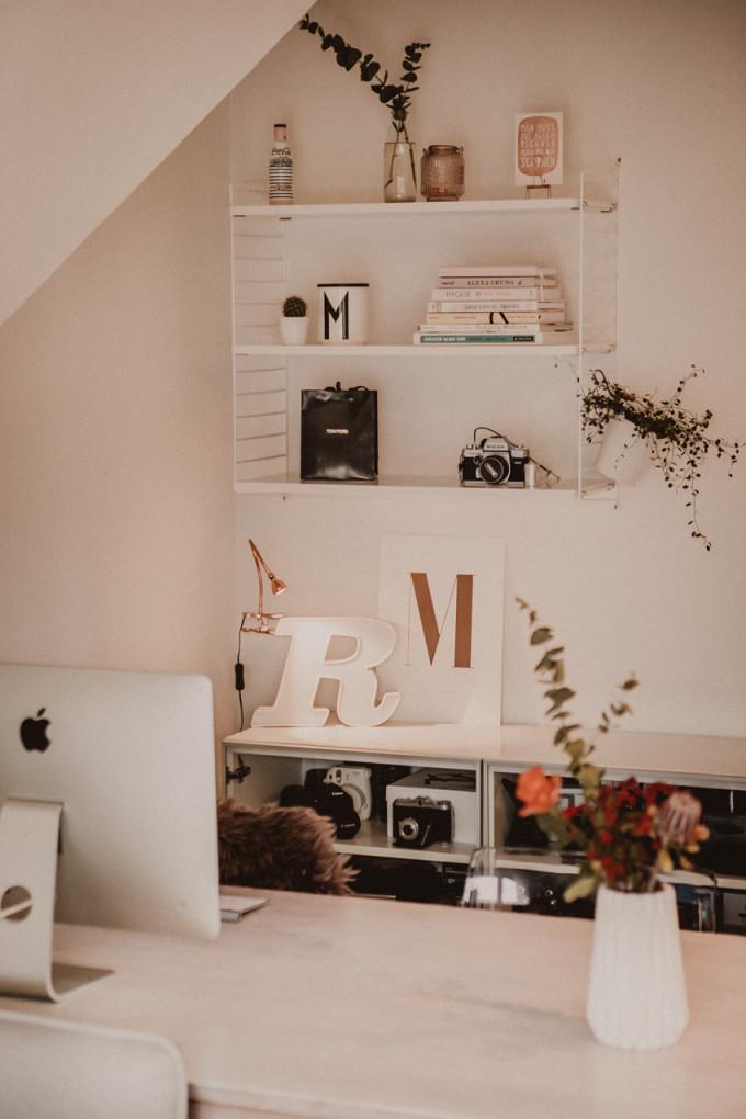 Deko Ideen Für Den Frühling  Deko Tipps Fürs Wohnzimmer von Rosegold Deko Wohnzimmer Photo
