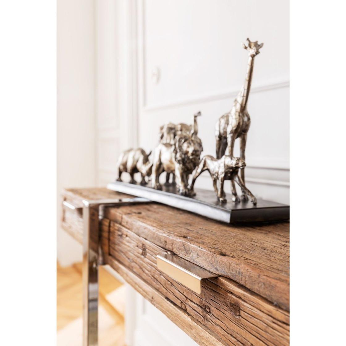 Deko Objekt Animal Journey 71Cm  Deko Dekor Kare Design von Deko Objekte Wohnzimmer Bild