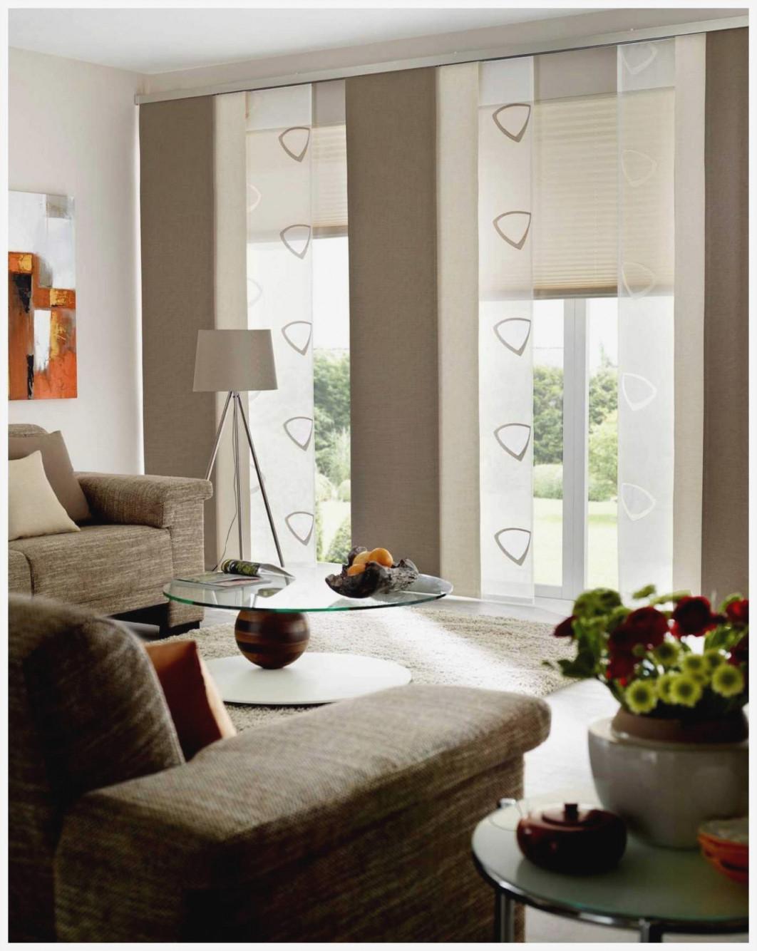 Deko Wohnzimmer Gardinen Mit Balkontür  Wohnzimmer von Wohnzimmer Gardinen Mit Balkontür Modern Bild