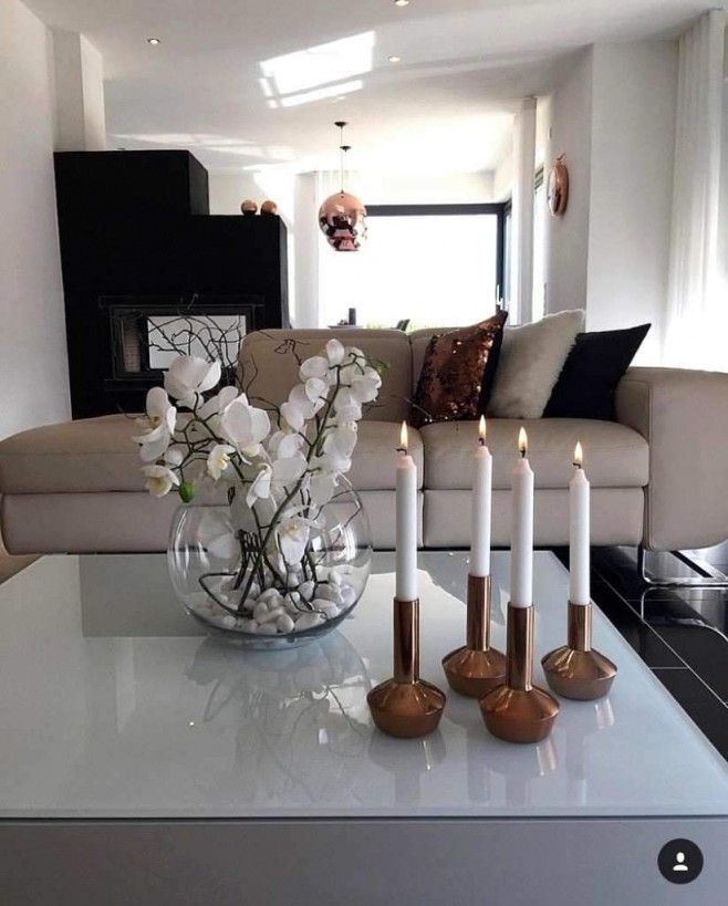 Dekoration Für Wohnzimmer Reizend Elegant Bilder Für von Deko Wohnzimmer Modern Bild