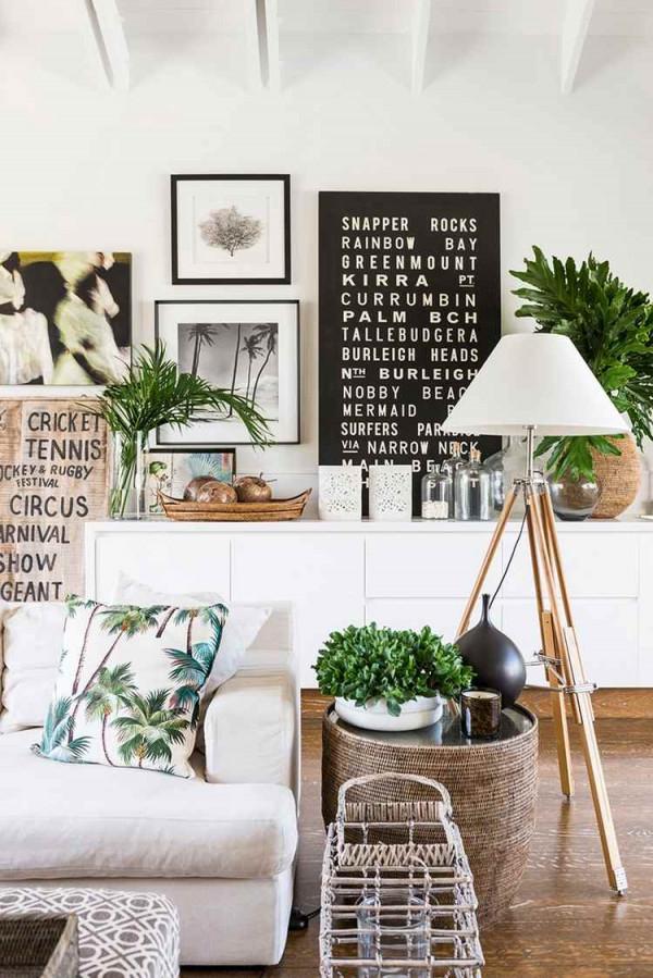Dekoration Für Wohnzimmer  Schöne Ideen Und Wertvolle Deko von Stilvolle Deko Wohnzimmer Bild
