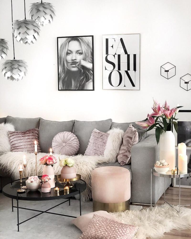 Dekorieren Mit Vasen Und Schalen  Easyinterieur von Deko Vasen Für Wohnzimmer Bild