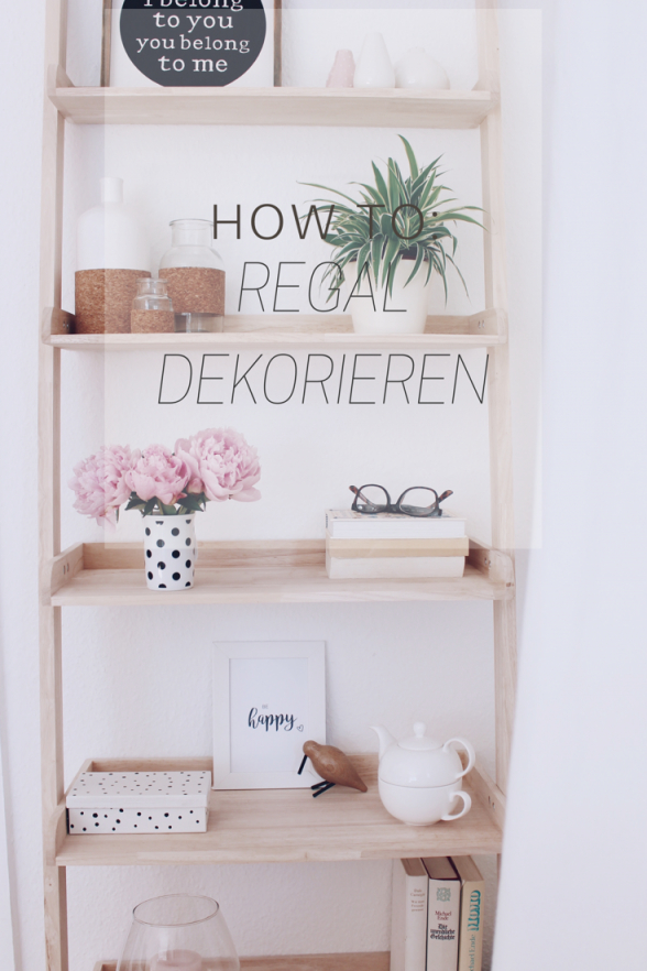Dekotipps Für Dein Regal – So Macht Das Dekorieren Spass von Deko Für Wohnzimmer Regal Bild