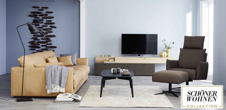 Dela Möbel von Schöner Wohnen Bilder Wohnzimmer Bild