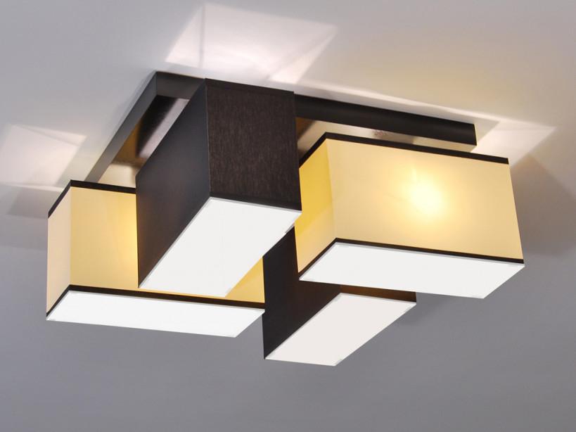 Details Zu Deckenlampe Deckenleuchte Blejls4120D Leuchte Lampe Wohnzimmer  Küche Beleuchtung von Deckenlampe Wohnzimmer Holz Bild