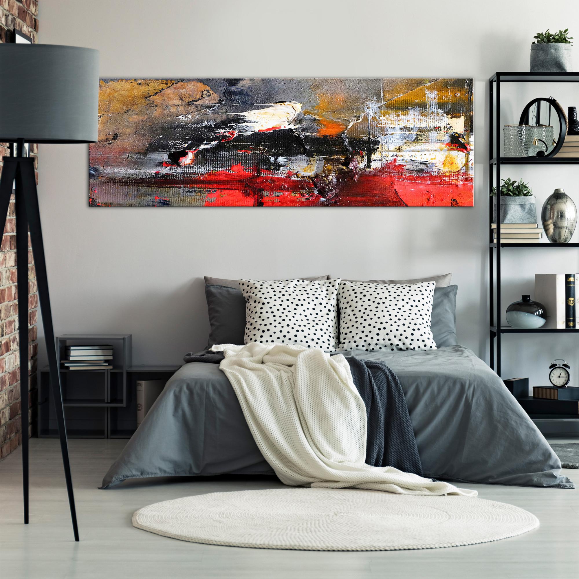 Details Zu Leinwand Deko Bilder Abstrakt Modern Wandbilder Xxl Wohnzimmer  Kunstdruck 9Motiv von Wohnzimmer Bilder Auf Leinwand Photo