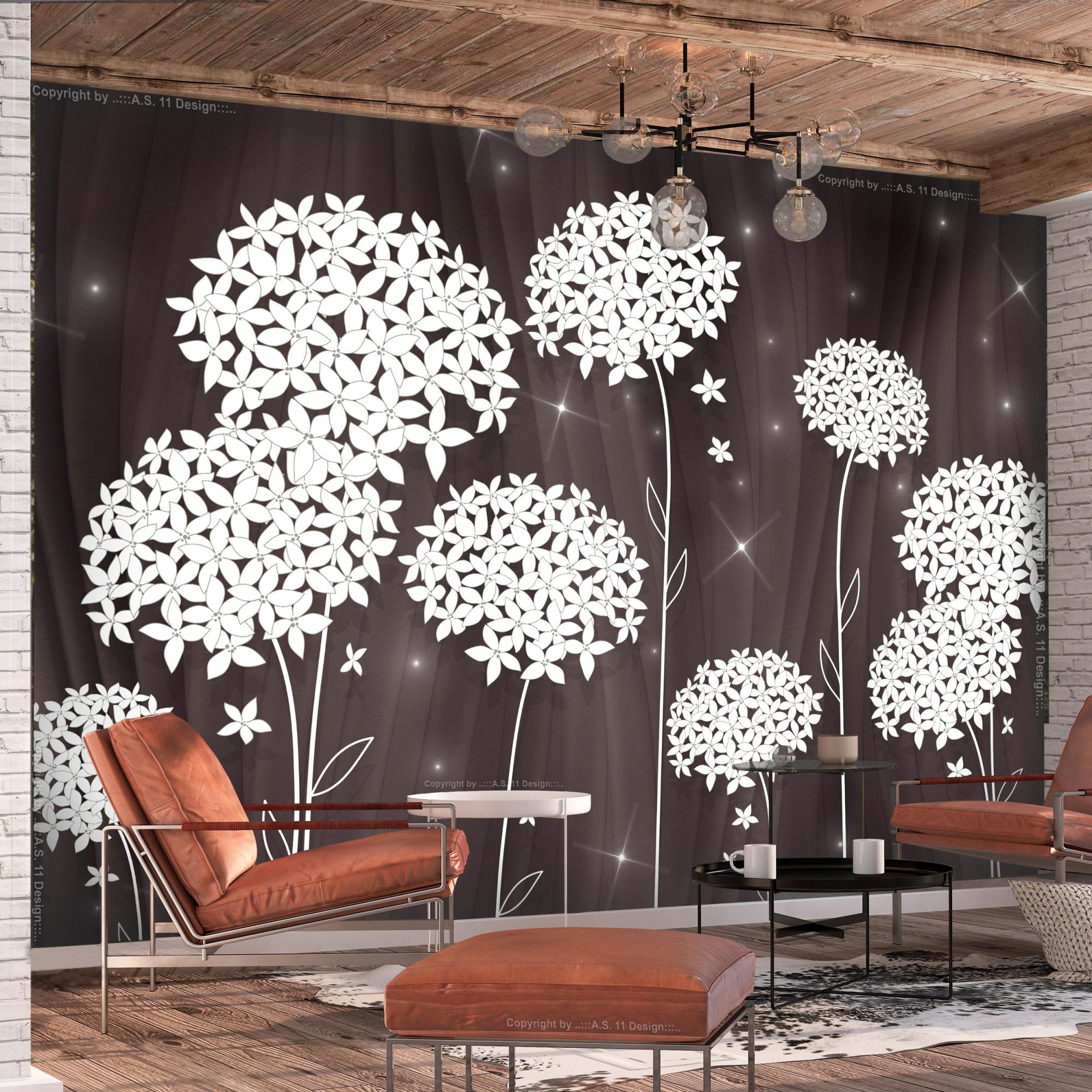 Details Zu Pusteblume Holz Vlies Fototapete Tapeten Xxl Wanddeko Wohnzimmer  2 Motiv Modern von Wanddeko Wohnzimmer Bilder Bild