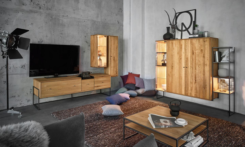 Die 3 Weisheiten Für Mehr Ordnung Im Wohnzimmerschrank von Wohnwand Gestalten Wohnzimmer Bild