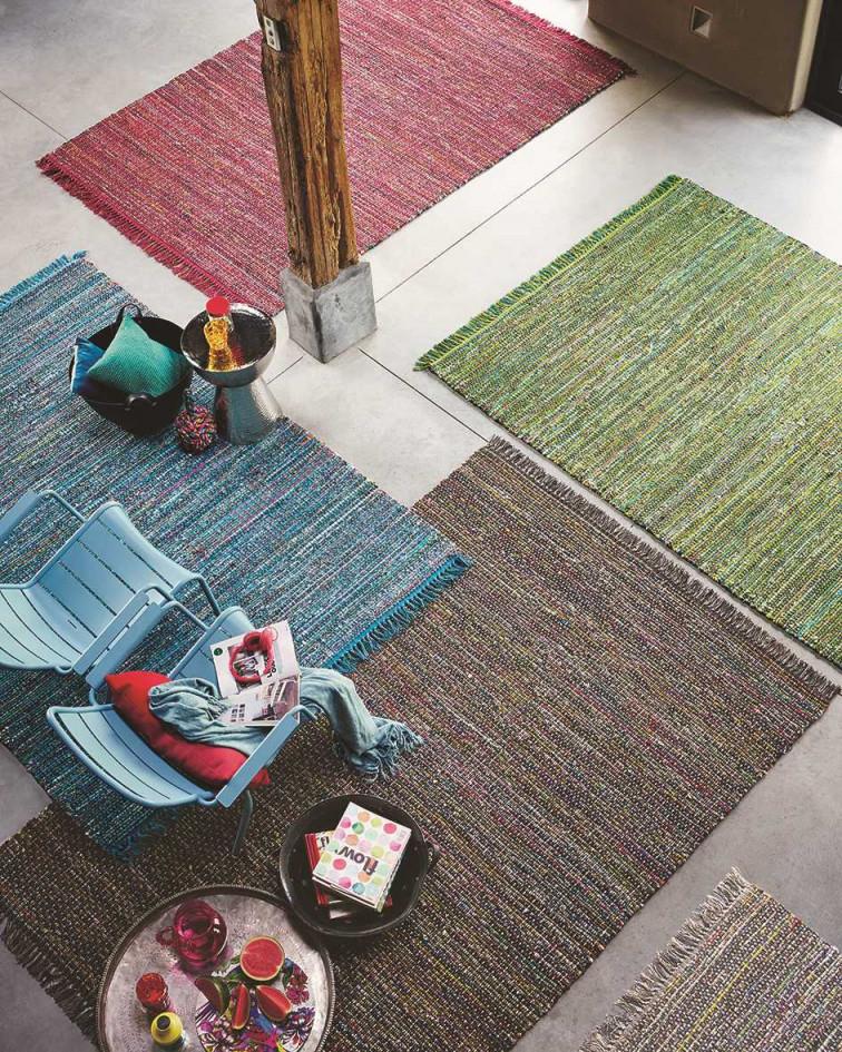 Die Richtige Teppichgröße Für Jeden Raum Bestimmten  Raumkult24 von Kleiner Teppich Wohnzimmer Photo