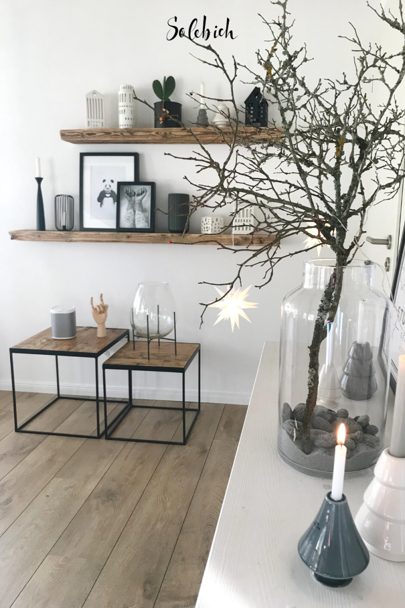 Die Schönste Deko Für Deine Wohnung  Wohnung Dekoration von Holzfiguren Deko Wohnzimmer Bild