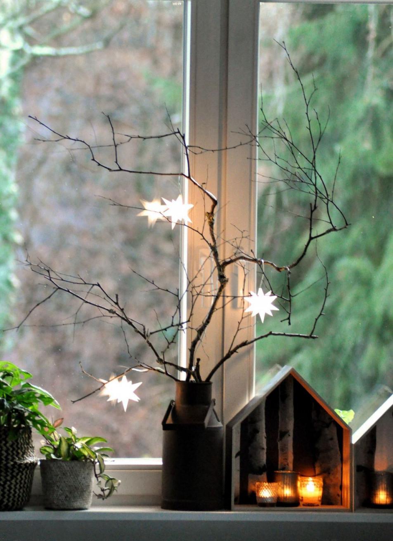 Die Schönsten Ideen Für Die Fensterbank Von Fensterbank von Deko Ideen Fensterbank Wohnzimmer Bild