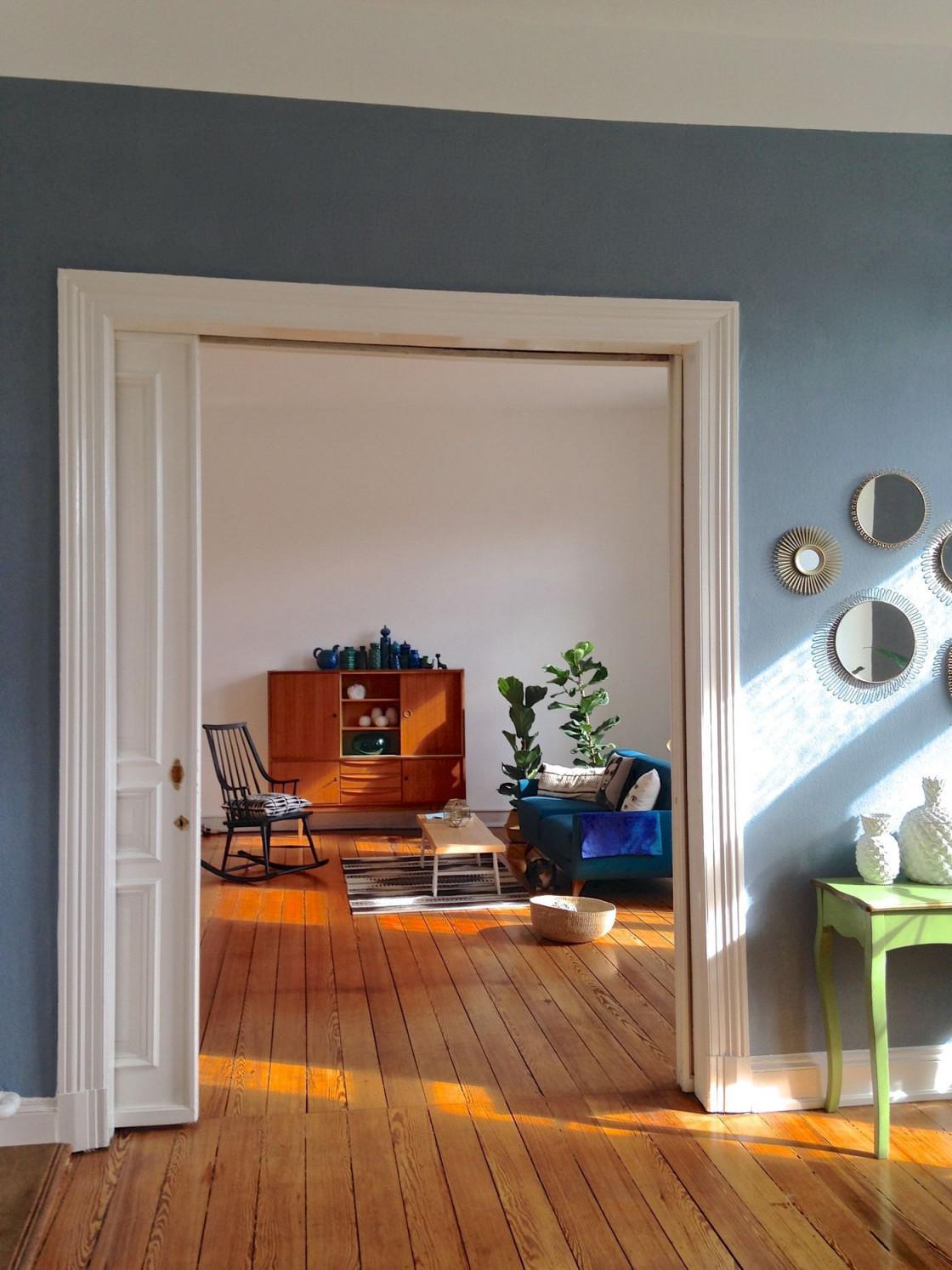 Die Schönsten Ideen Für Die Wandfarbe Im Wohnzimmer von Moderne Wandfarbe Wohnzimmer Photo