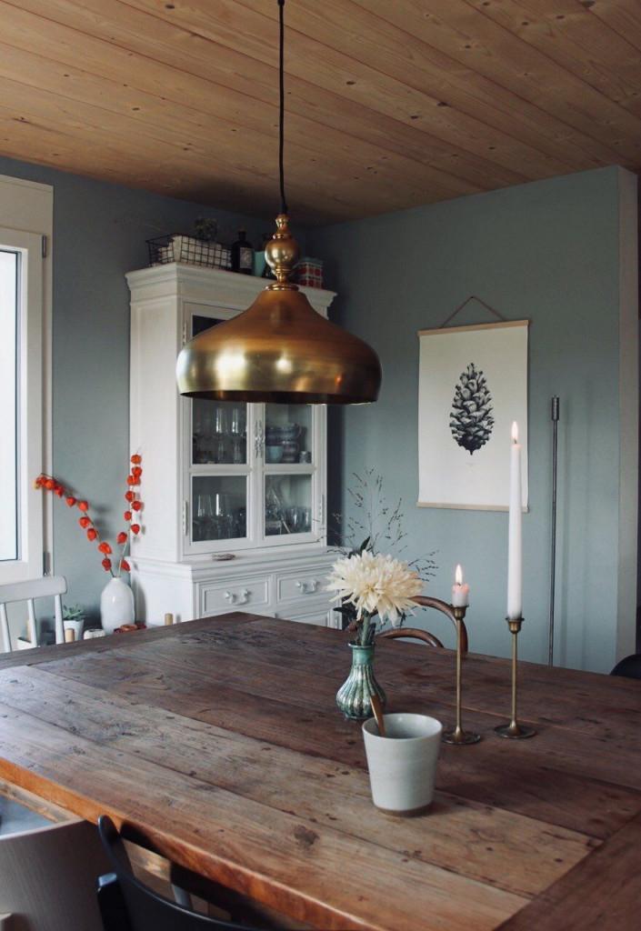Die Schönsten Ideen Für Rustikale Deko von Rustikale Moderne Wohnzimmer Photo