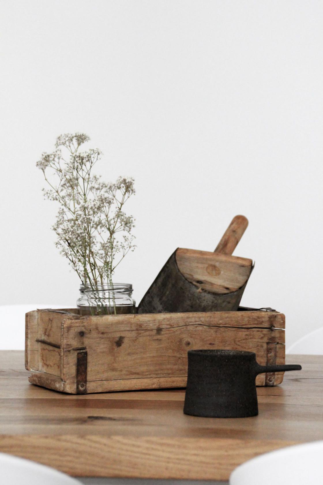 Die Schönsten Ideen Für Rustikale Deko von Stehende Deko Für Wohnzimmer Bild