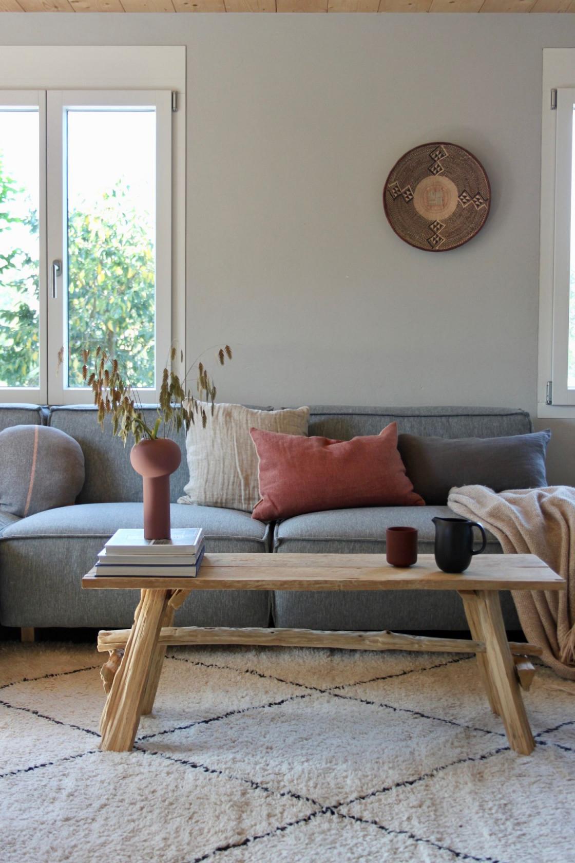 Die Schönsten Landhaus Wohnzimmer von Wohnzimmer Landhausstil Gestalten Bild