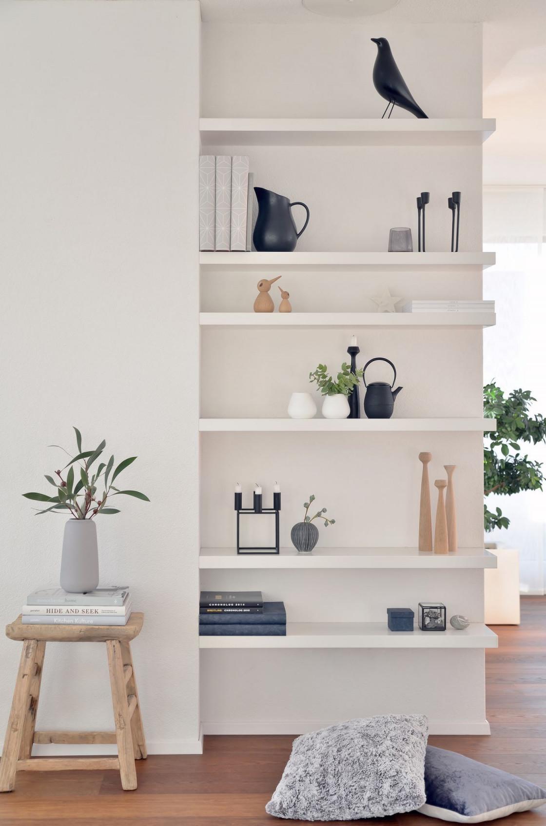 Die Schönsten Wohnideen Mit Regalen von Wandregal Ideen Wohnzimmer Photo