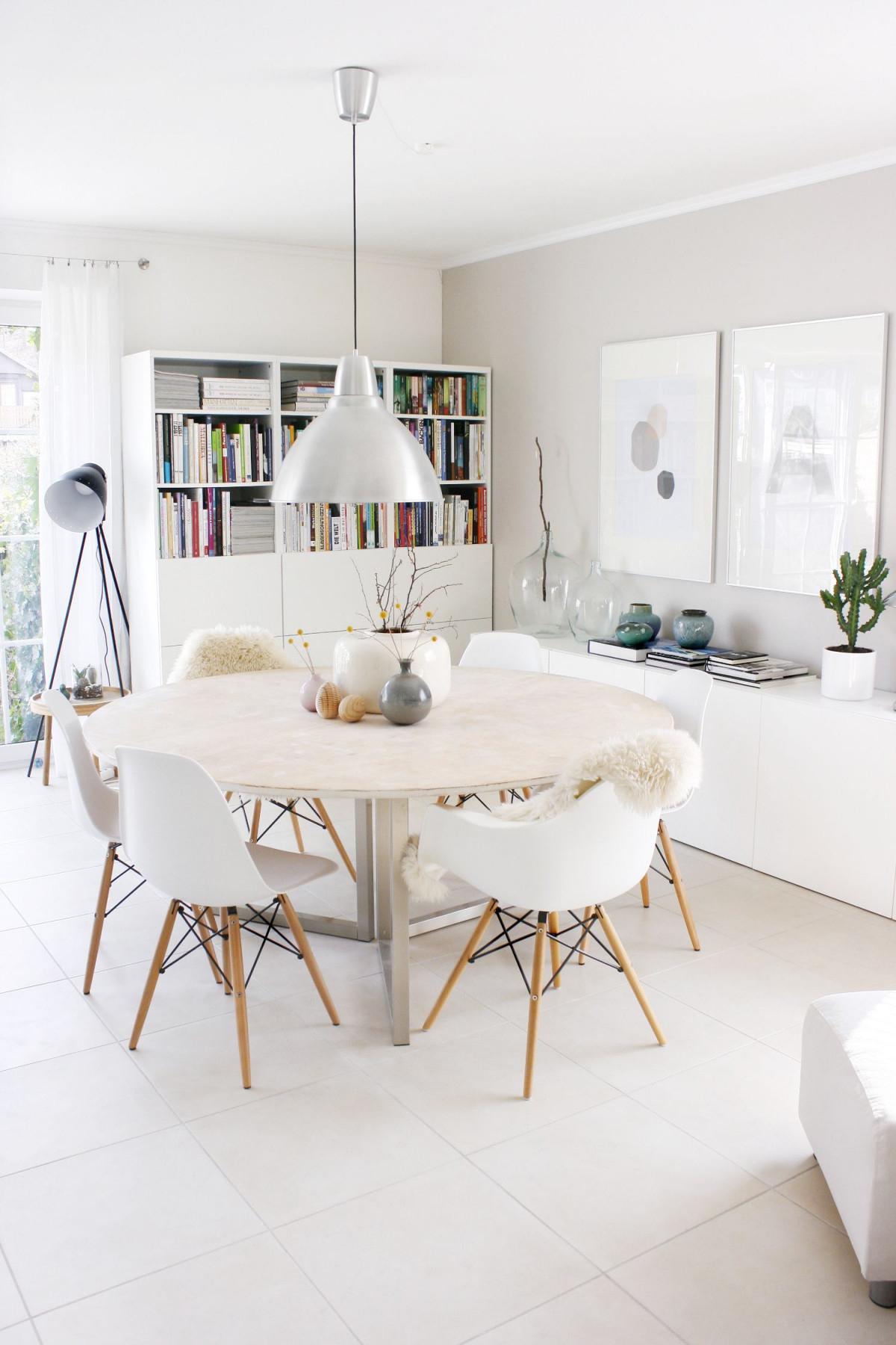 Die Stühle  Wohn Esszimmer Modernes Esszimmer von Wohnzimmer Esszimmer Ideen Photo