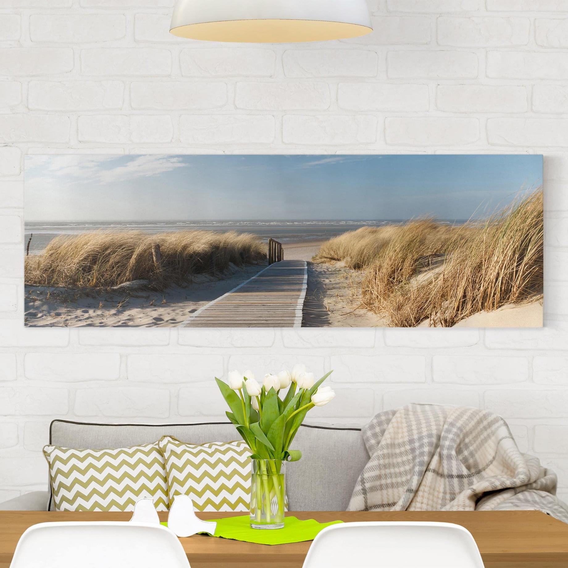 Du Suchst Ostsee Wandbilder Ideen Das Wandbild Ostsee von Bilder Querformat Wohnzimmer Photo