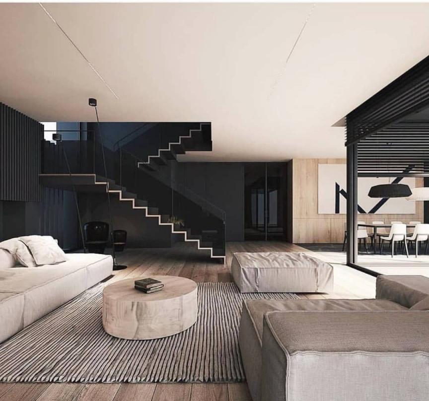 """═> Innenarchitektur <═ On Instagram """"⋗ • Willkommen Auf von Schöne Moderne Wohnzimmer Bild"""