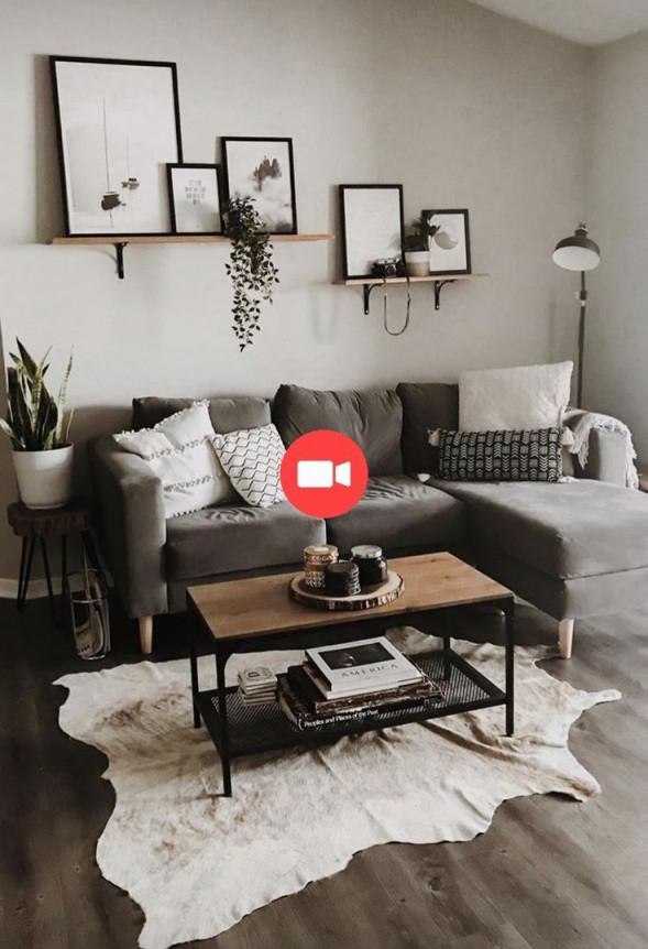 ⭐️ Legende 30 Inspirierende Moderne Wohnideen von Moderne Wohnideen Wohnzimmer Bild