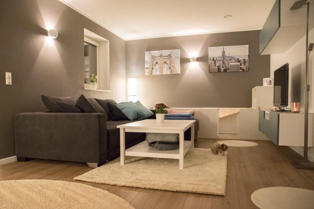 Eigenleistung Beim Hausbau  Was Bauherren Gut Selber Machen von Wände Gestalten Wohnzimmer Photo