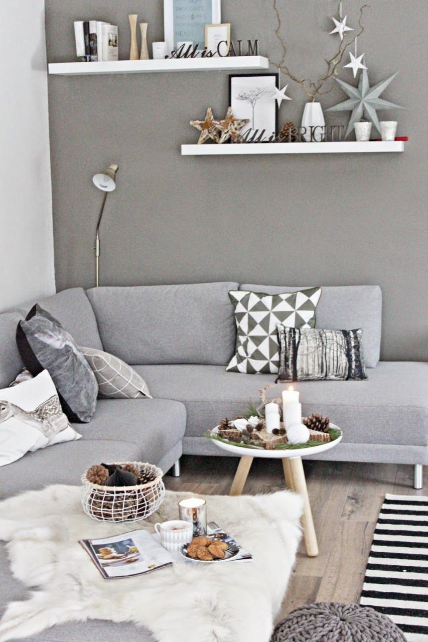 Eine Schöne Sitzecke Im Wohnzimmer Wohnzimmer Wohnung von Sitzecke Wohnzimmer Ideen Photo