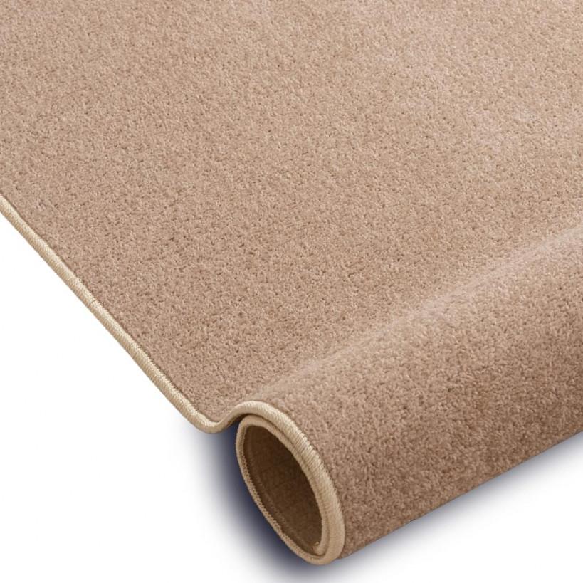 Einfarbiger Teppich Eton Für Zimmer Wohnzimmer Schlafzimmer Teppichboden von Wohnzimmer Teppich 300X300 Bild