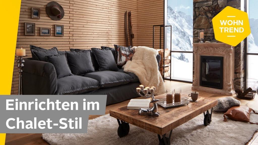 Einrichten Im Chaletstil Wohnzimmer Rustikal Einrichten  Roombeez —  Poweredotto von Wohnzimmer Rustikal Einrichten Bild