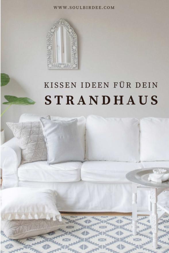 Einrichtung Im Strandhaus Stil  Strandhäuser Wohnung von Maritime Deko Wohnzimmer Bild