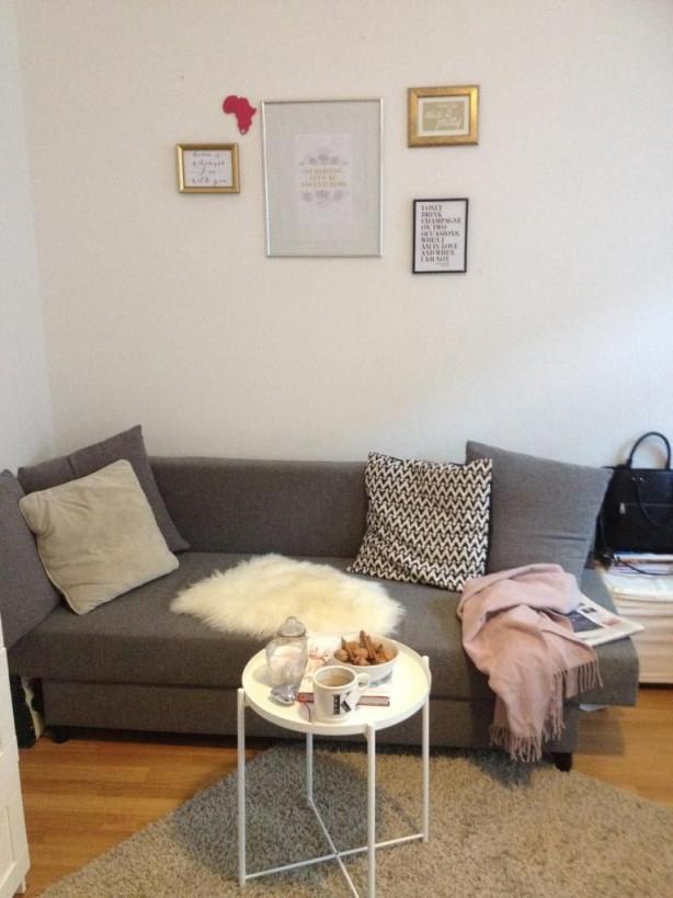 Einrichtungsidee Gemütliche Sitzecke In Mainzer Wgzimmer von Sitzecke Wohnzimmer Ideen Photo