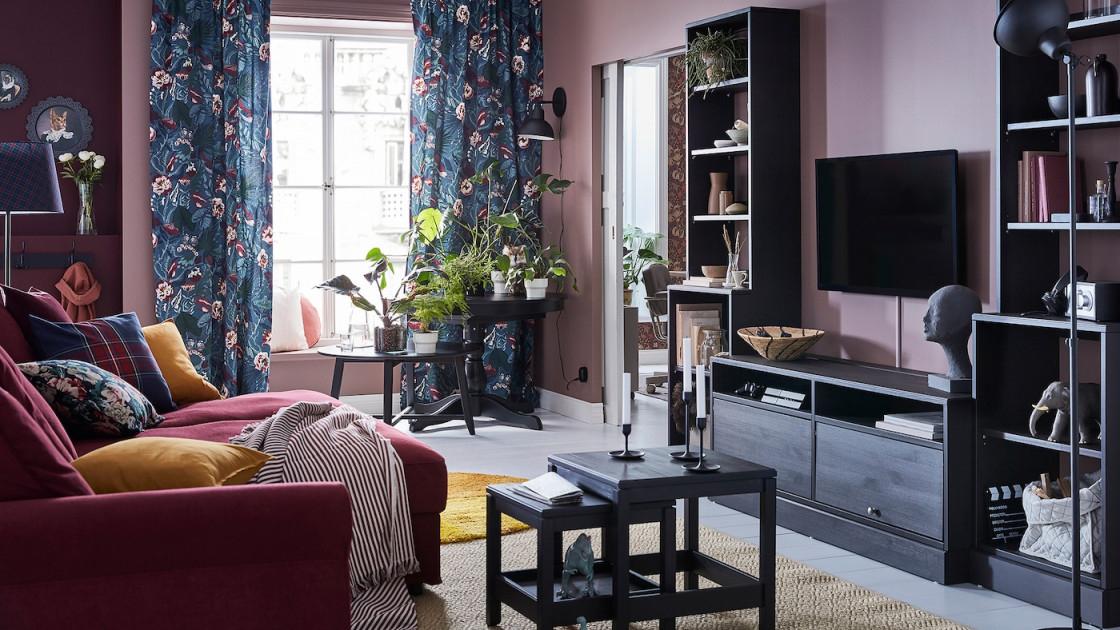 Einrichtungsideen Für Dein Wohnzimmer  Ikea Österreich von Wohnzimmer Mit Alten Möbeln Gestalten Photo