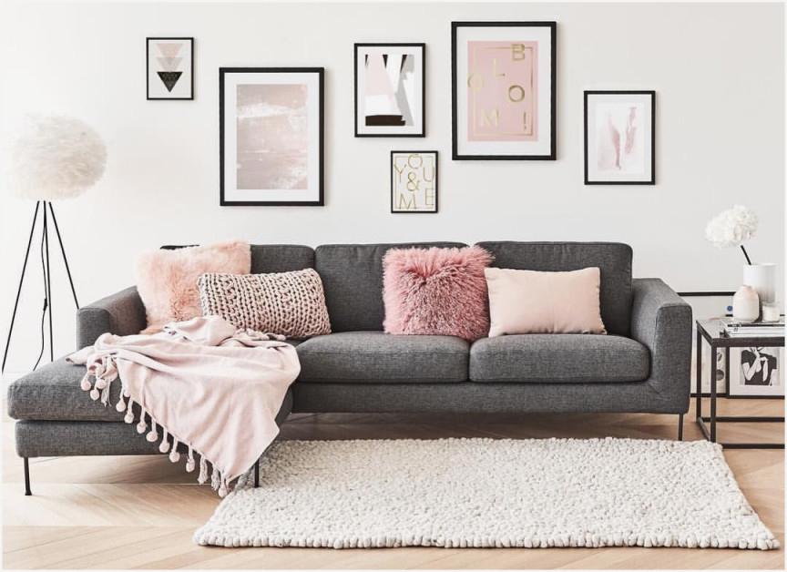 Einrichtungsideen Wohnzimmer Graues Sofa  Wohnzimmer von Wohnzimmer Ideen Graues Sofa Bild