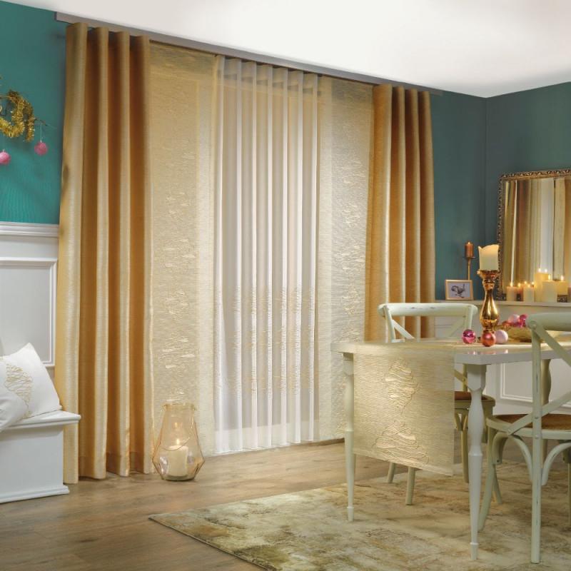 Elegante Gardine Für Ihr Wohnzimmer  Elegante Gardinen von Elegante Gardinen Für Wohnzimmer Photo