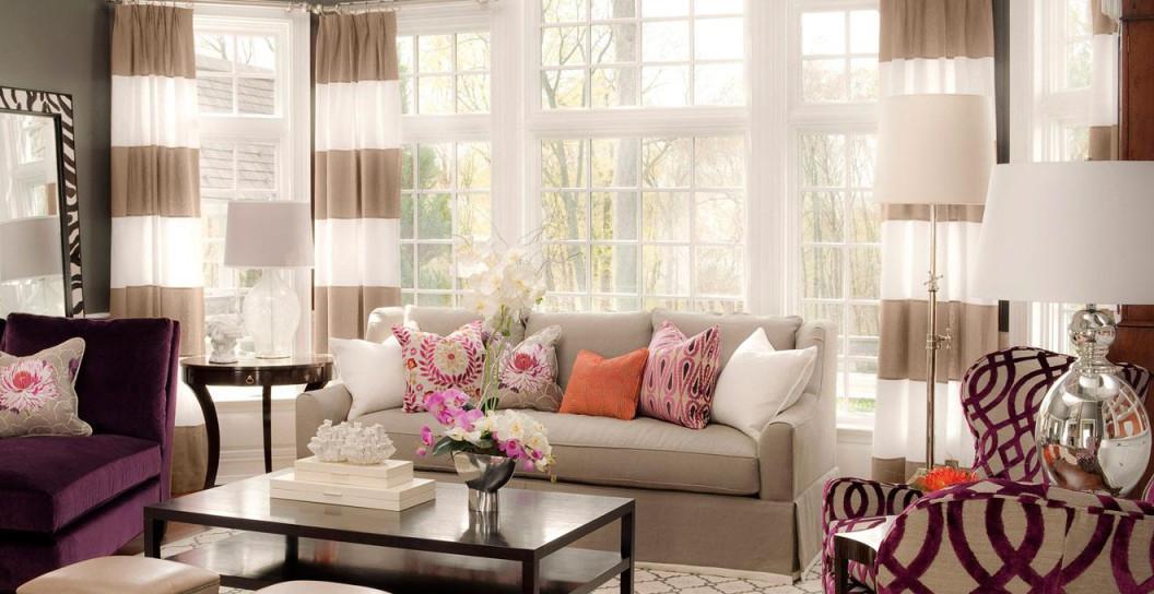 Elegante Gardinen Bis Zu 70% Rabatt I Westwing von Elegante Gardinen Für Wohnzimmer Photo