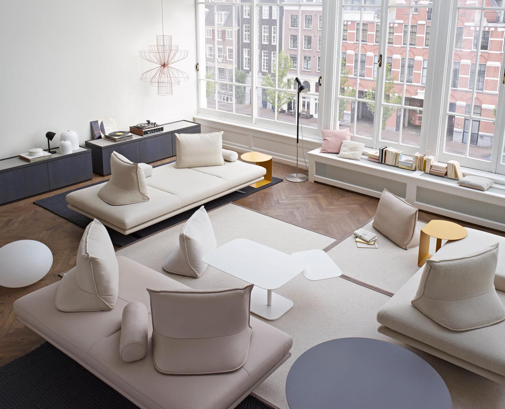 Elegantes Wohnzimmer • Bilder  Ideen • Couch von Elegante Bilder Für Wohnzimmer Bild