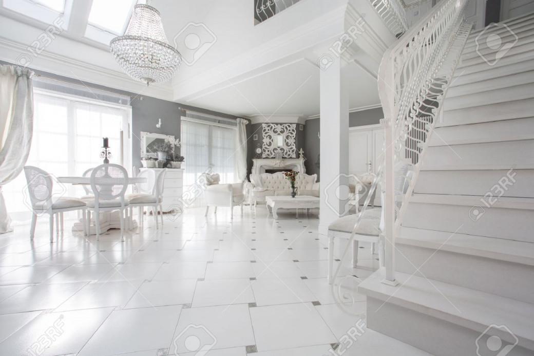 Exklusive Weißen Wohnzimmer Mit Marmorboden von Exklusive Bilder Für Wohnzimmer Photo