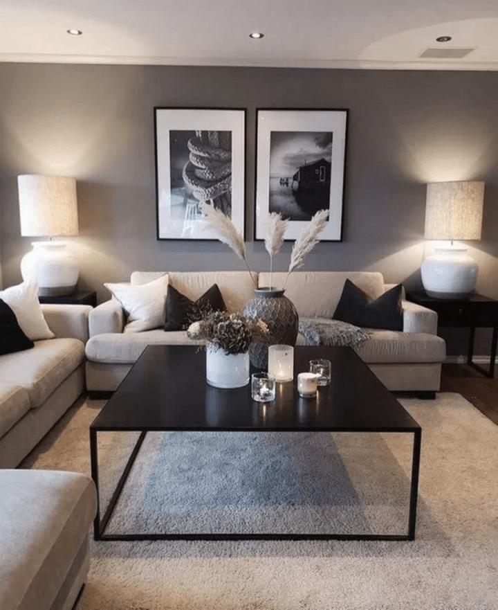 Fantastische Gemütliche Wohnzimmer Designideen Die Sie von Wohnzimmer Design Ideen Photo