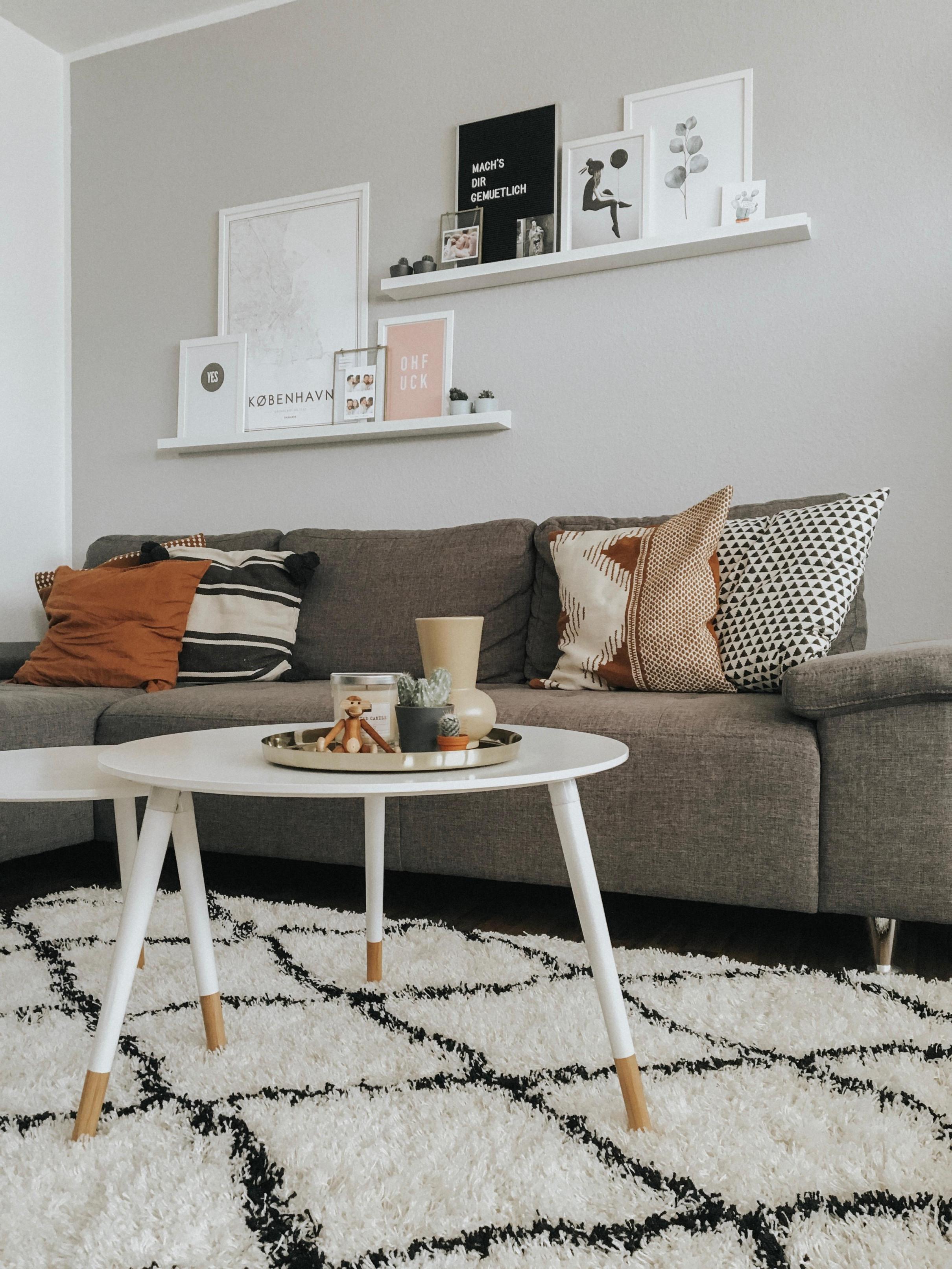 Farben Im Wohnzimmer So Wird's Gemütlich von Farbideen Wohnzimmer Wände Ideen Photo